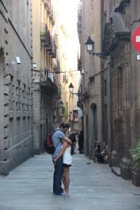 Amor en Barcelona!