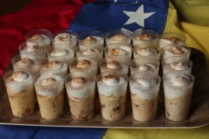 Vasitos de Postre Tres Leches