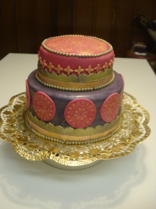 Torta Marroqui de Lorena