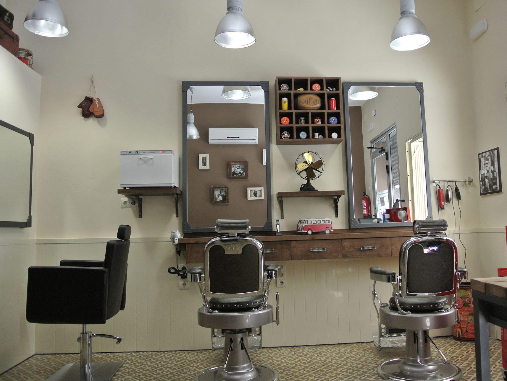 nueva barber shop sant boi del llobregat vale la pena. Black Bedroom Furniture Sets. Home Design Ideas