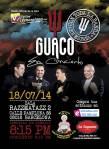 Guaco en Barcelona