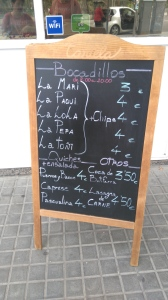 vale la pena, Barcelona